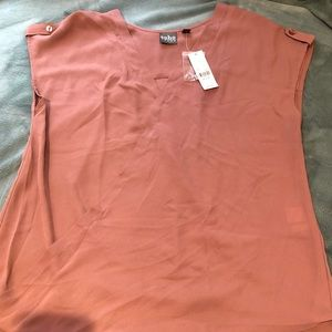 New York & Company Tops - Mauve blouse/tunic top
